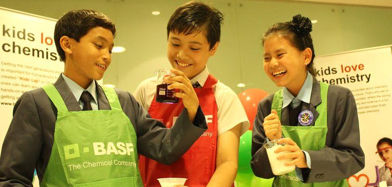 BASF SE zavod v malaziii