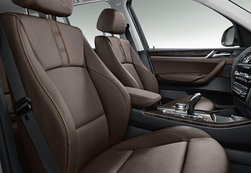 BMW-X3_2015_2016 interior