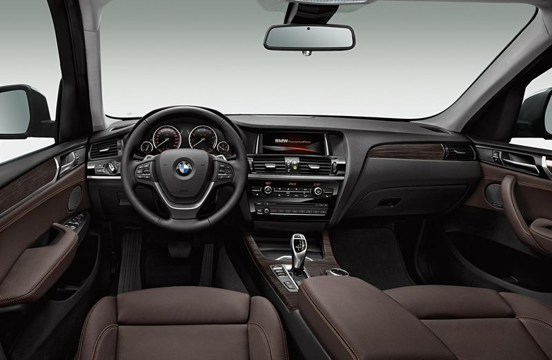 BMW-X3_2015_2016 salon