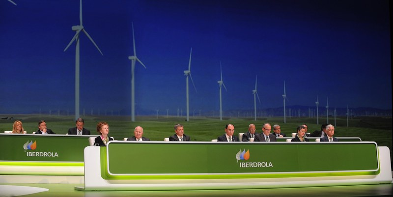 the business model of iberdrola