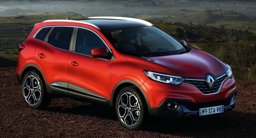 Renault KADJAR noviy