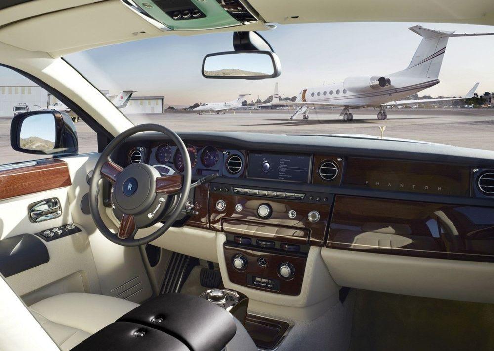 Rolls-Royce vnedorognik