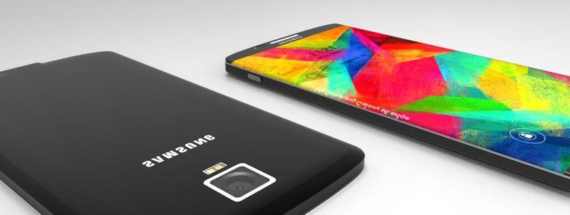 Samsung Galaxy S6 sensor
