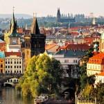 Чехия пользуется всё большей популярностью среди туристов