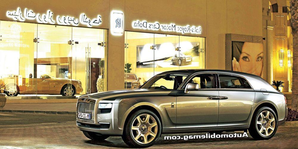 new vnedorognik ot Rolls-Royce
