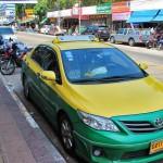 Таксисты — главный раздражитель в Тайланде