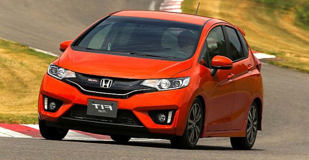 2016 Honda Jazz in Geneva
