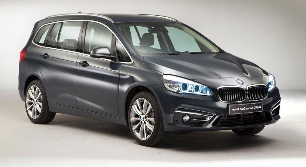 BMW 2 Series Gran Tourer Geneva