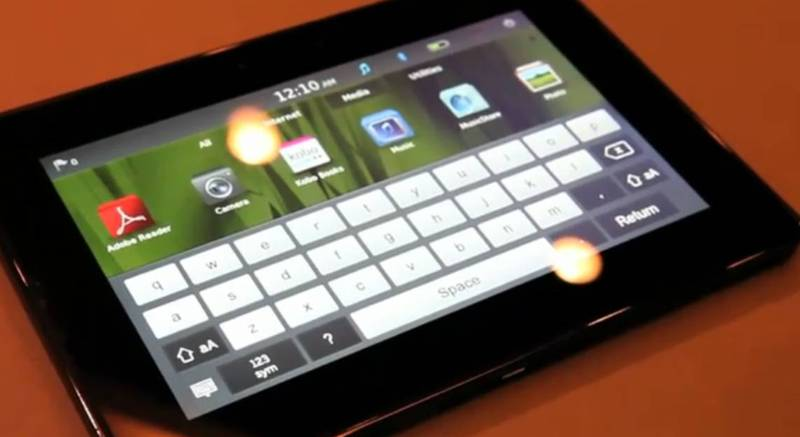 BlackBerry bezopastniy planshet