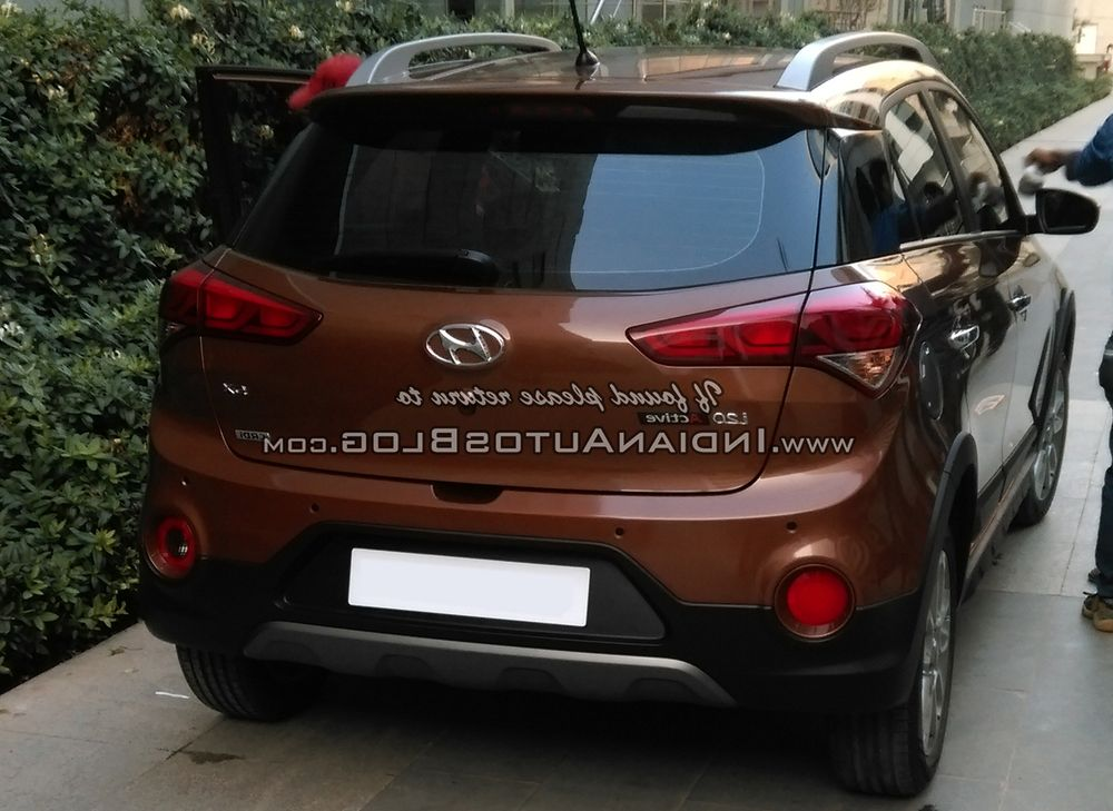 Hyundai i20 Active Informa