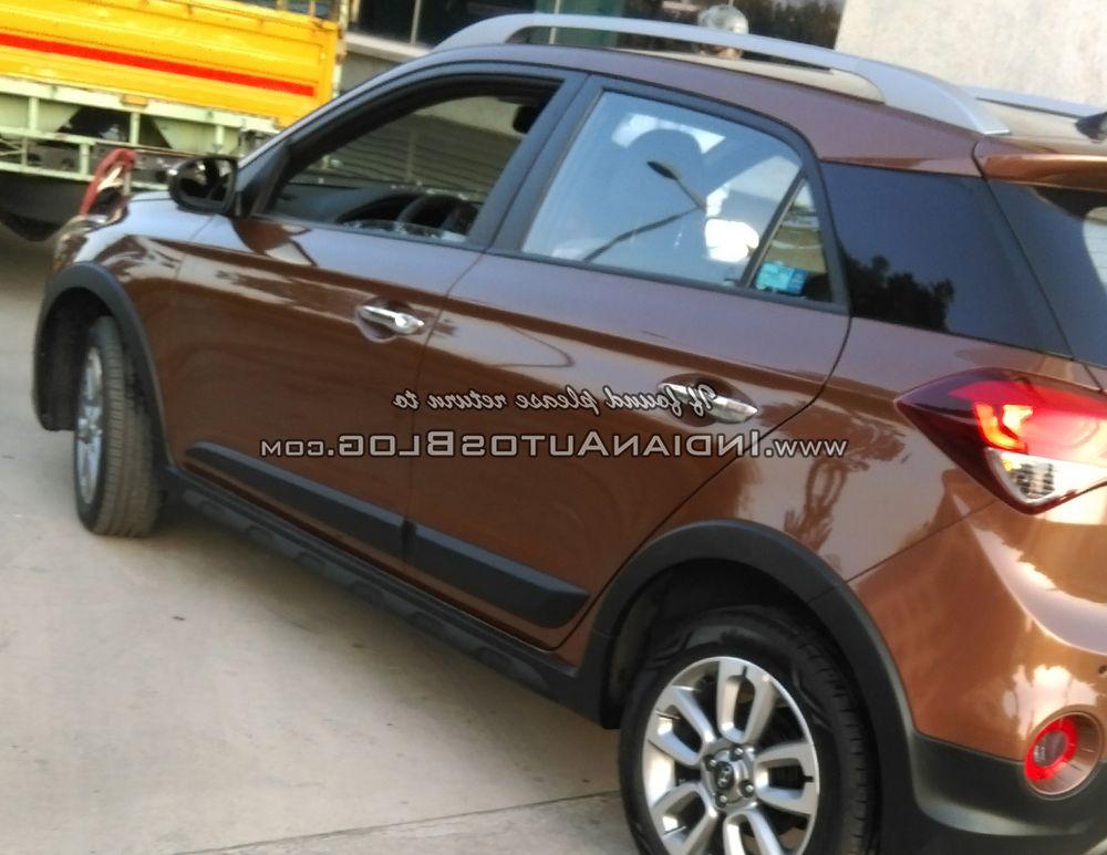 Hyundai i20 Active Price Russia