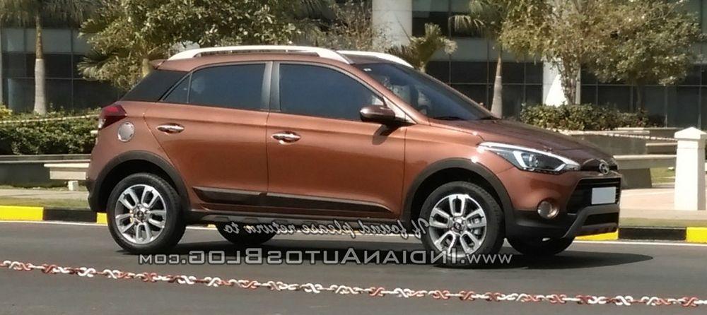 Hyundai i20 Active Russia