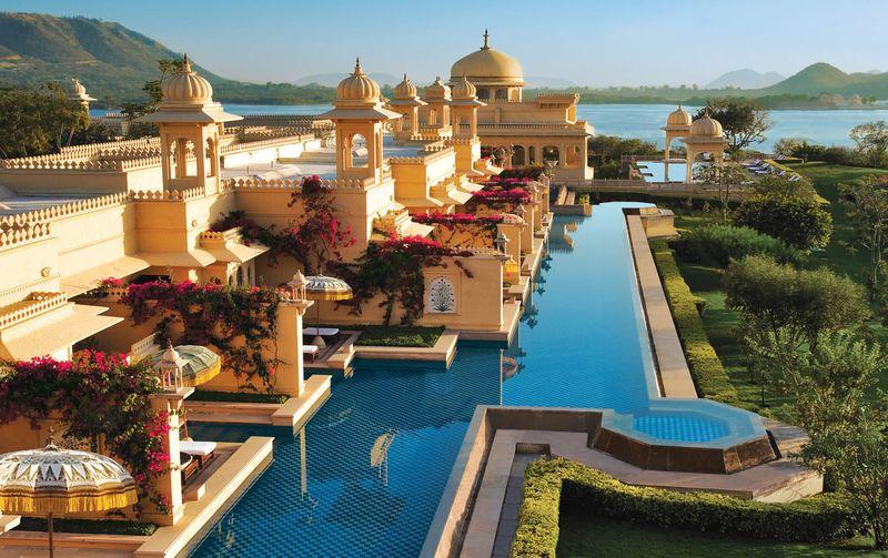 Indiya lutshie mesta