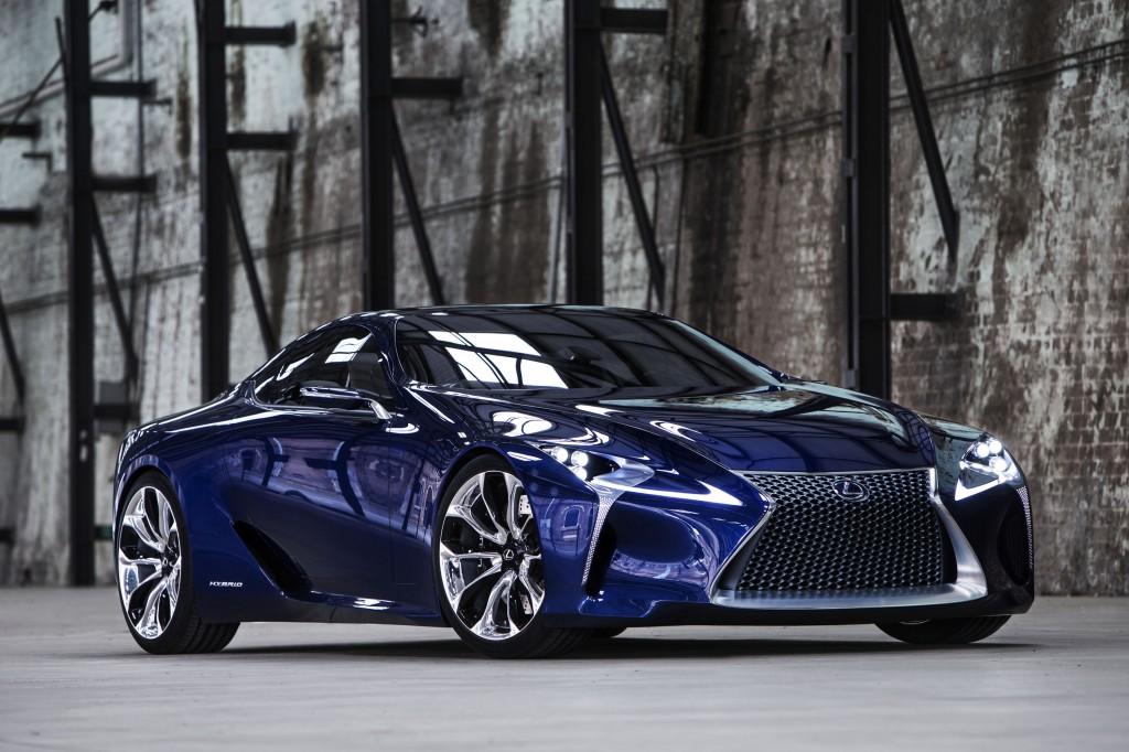 Lexus LF-LC 2015 Genevskiy avtosalon