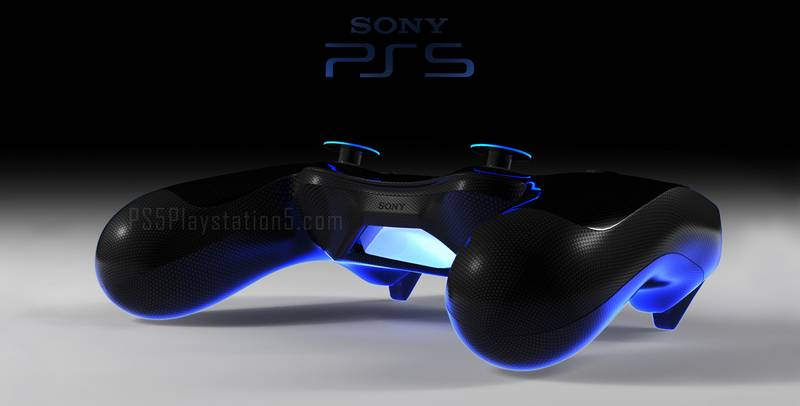 PlayStation 5 disign