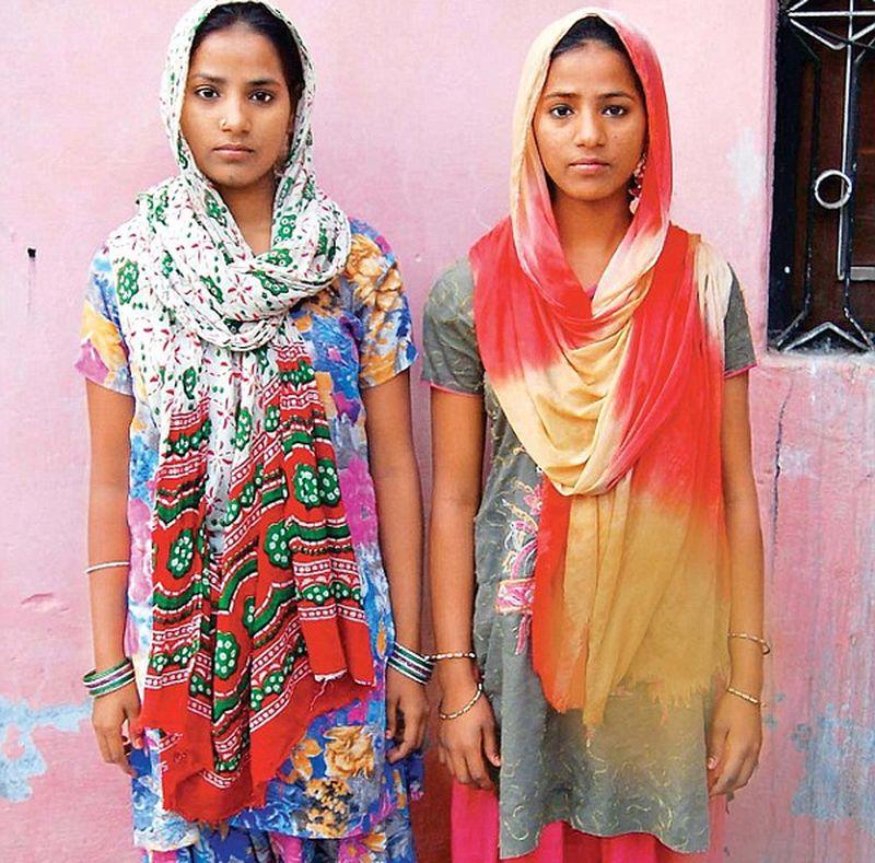 blinetsi v Indii