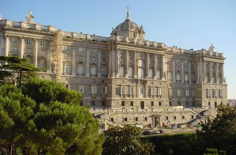 dvorets v madride