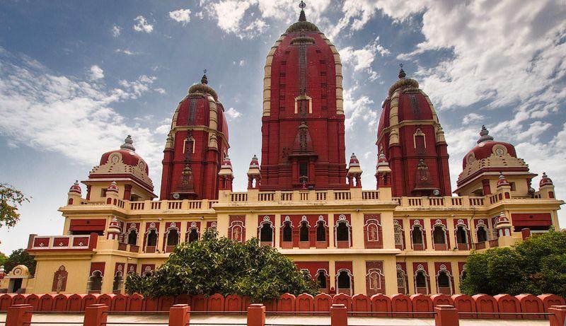 hrami Indii