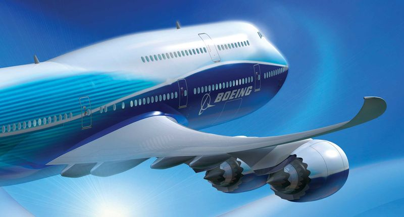 new Boeing 747