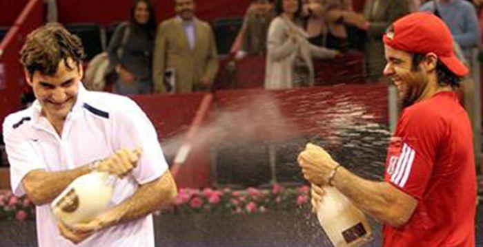 pobeda Federera v Lione
