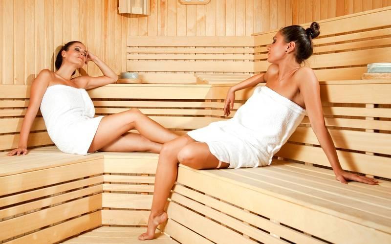 sauna ili banya