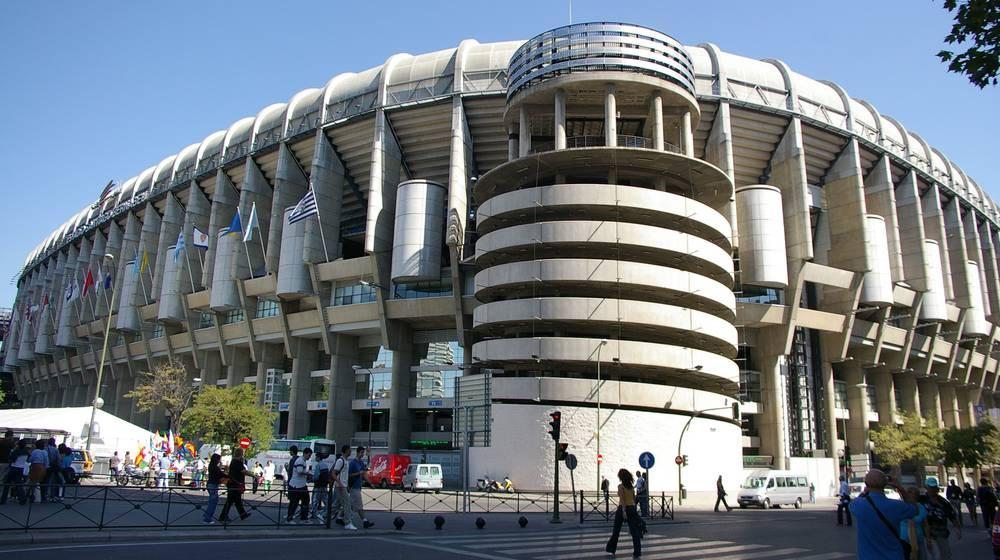 stadion v madride