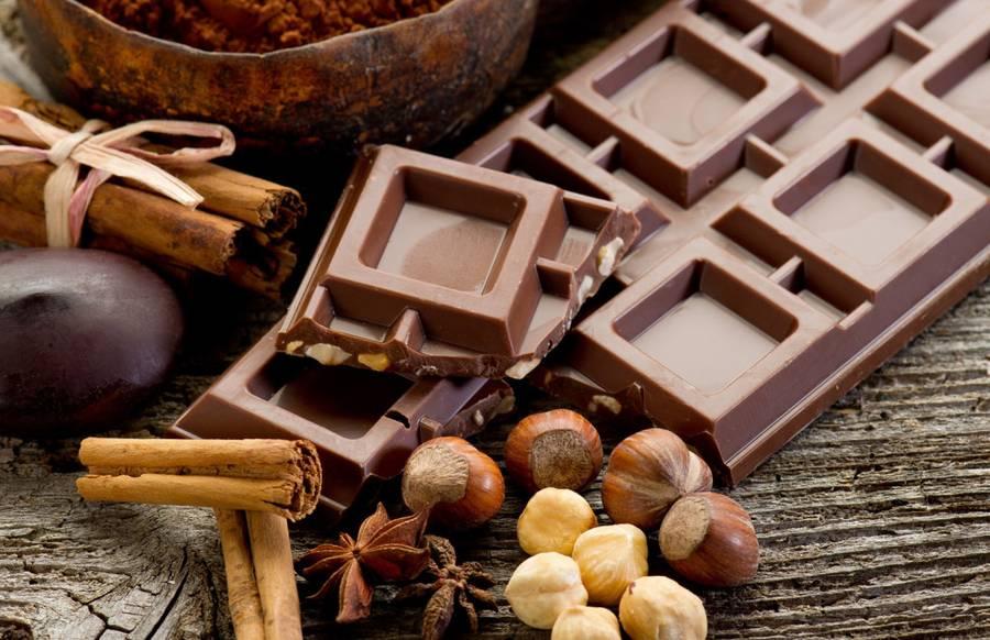 vidi shokolada