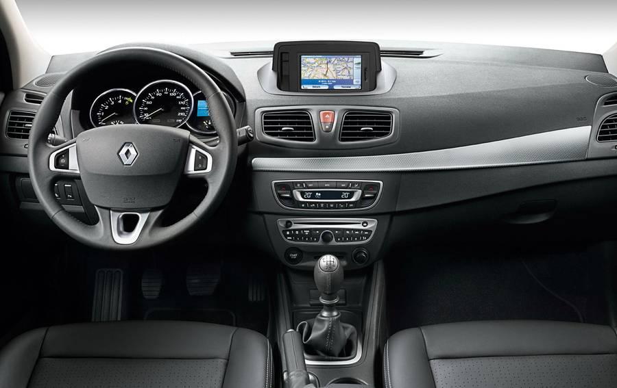 Renault Fluence salon 2016