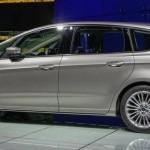 Ford опубликовал цены для Европы на обновленные автомодели Ford S-MAX и C-MAX