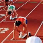 Легкая атлетика. Китай 2015.