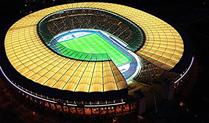 Berlin 2015 stadion