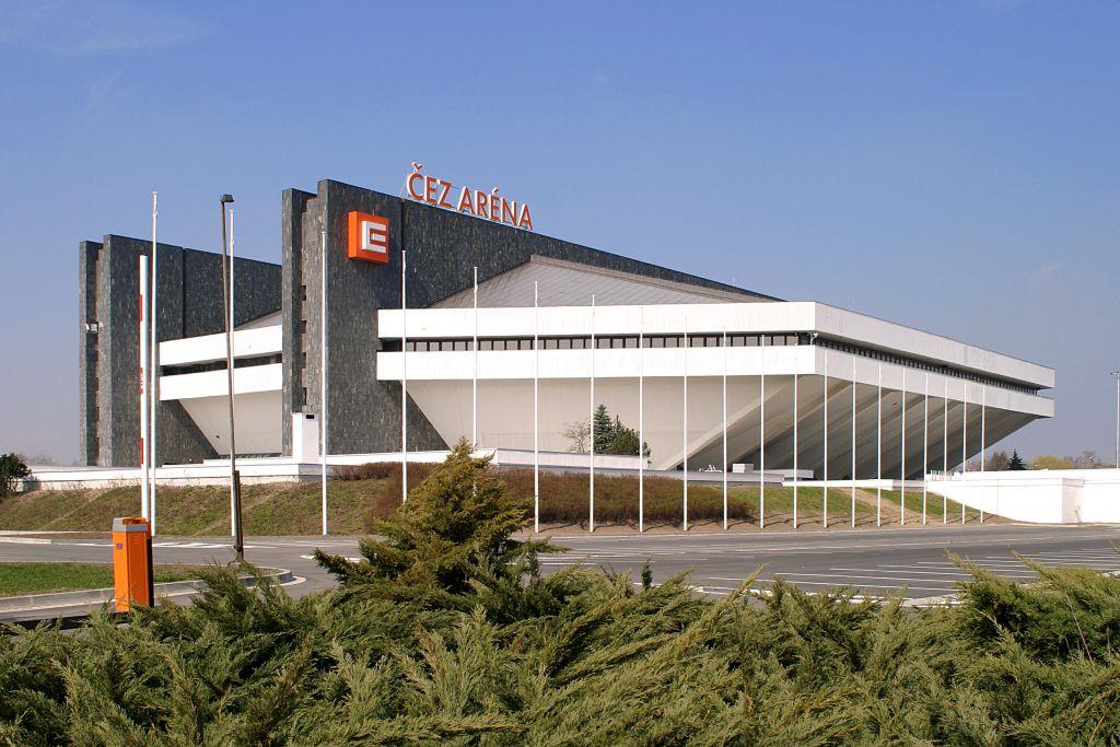 ČEZ arena Praga 2015