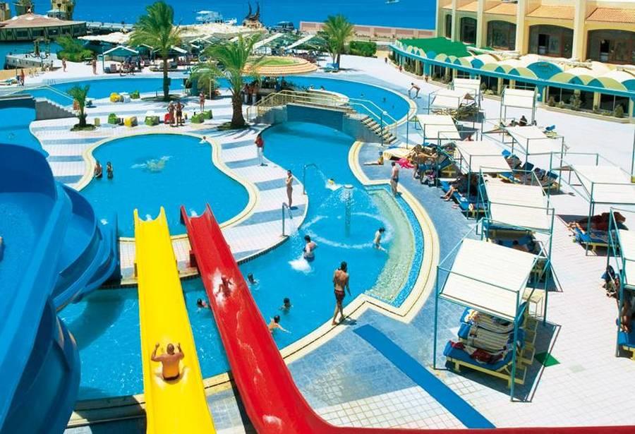 Sindbad Aqua Park Egipet 2015