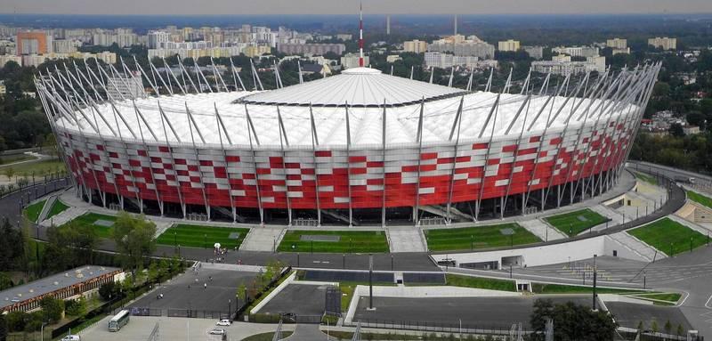 Varshava Stadion Liga Chempionov 2015