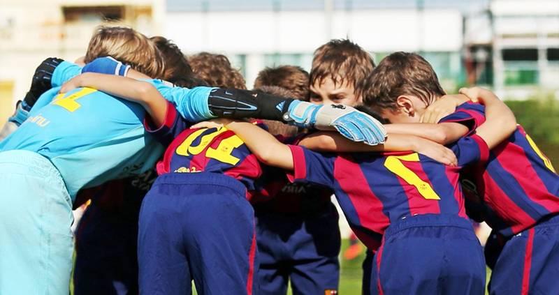 lager Barceloni deti