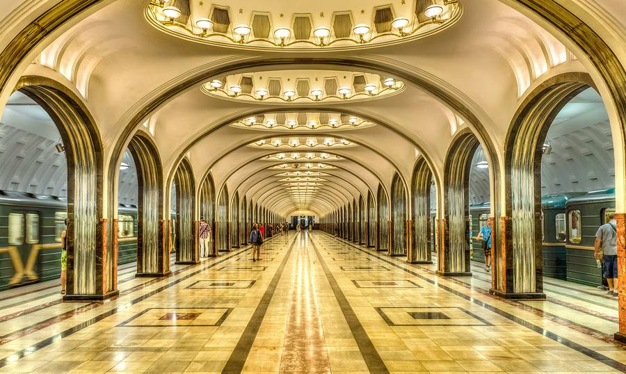 mayakovskaya_station_moscow_metro