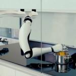 Робот-кулинар от Moley. Чем робот накормит человека?