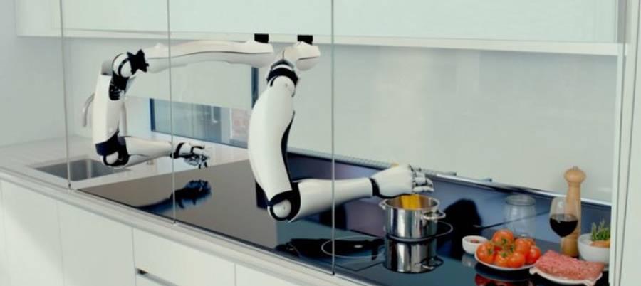 robot kulinar