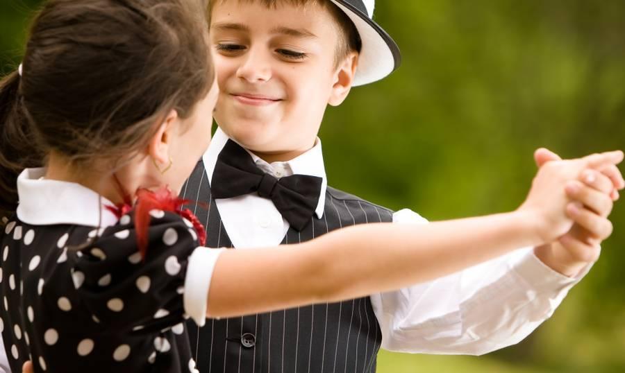 танцевальные секции для ребенка