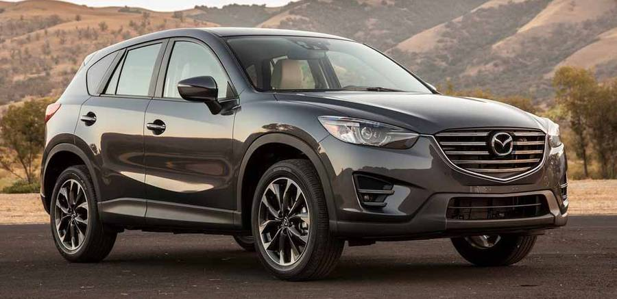 2016 Mazda CX-5 engine