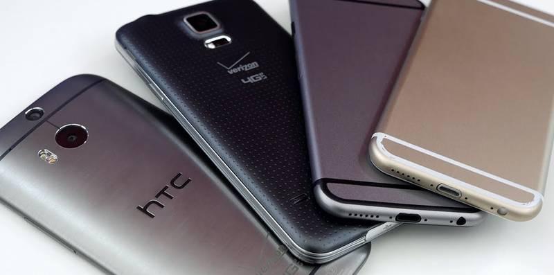 HTC One E9sw 2015