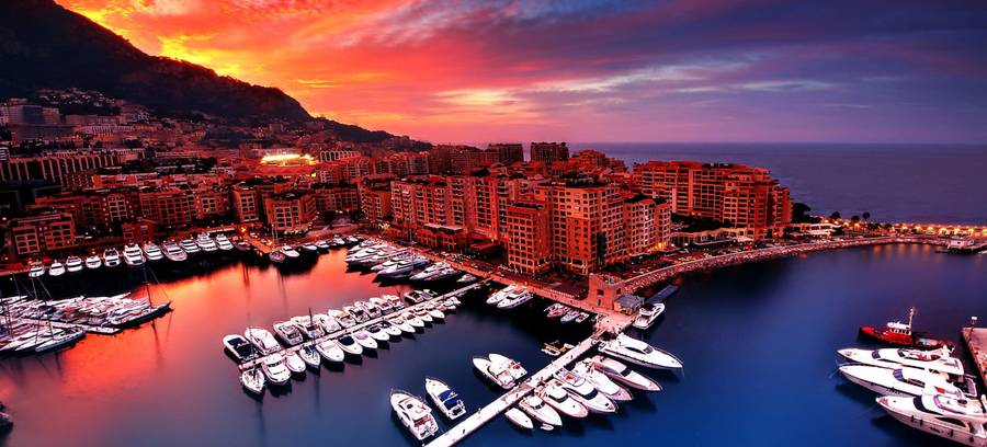 Monako France