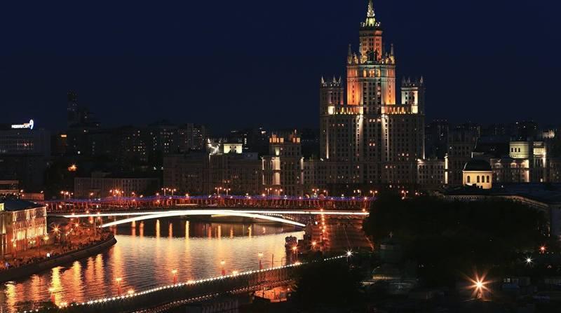 saluti v Moskve