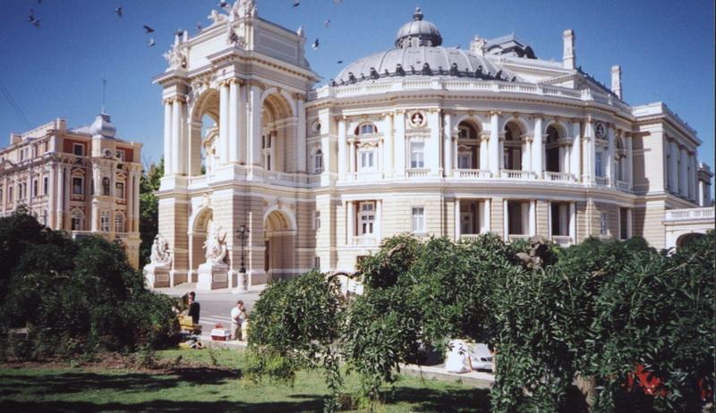 Куда сходить в Одессе?