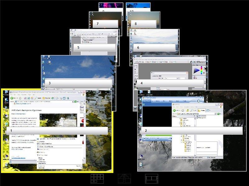 Виртуальный рабочий стол