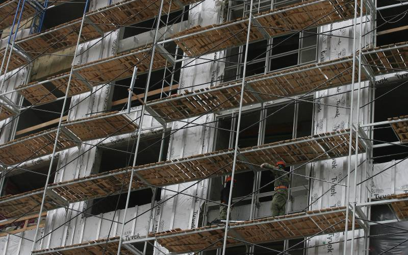 Где арендовать строительные леса?