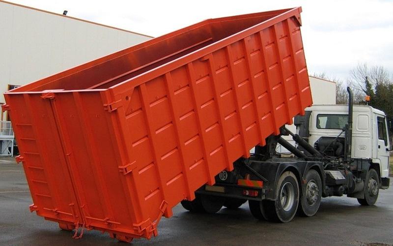 Как производится вывоз мусора из СПБ?