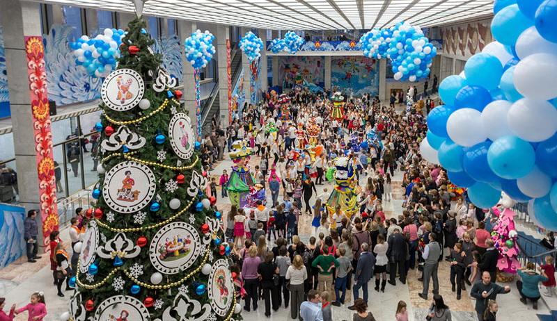 Где купить билеты на новогоднюю ёлку?