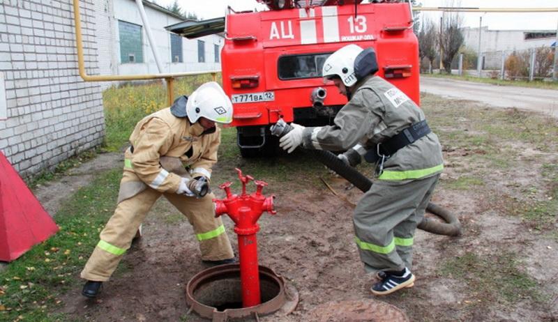 Где купить пожарный гидрант?