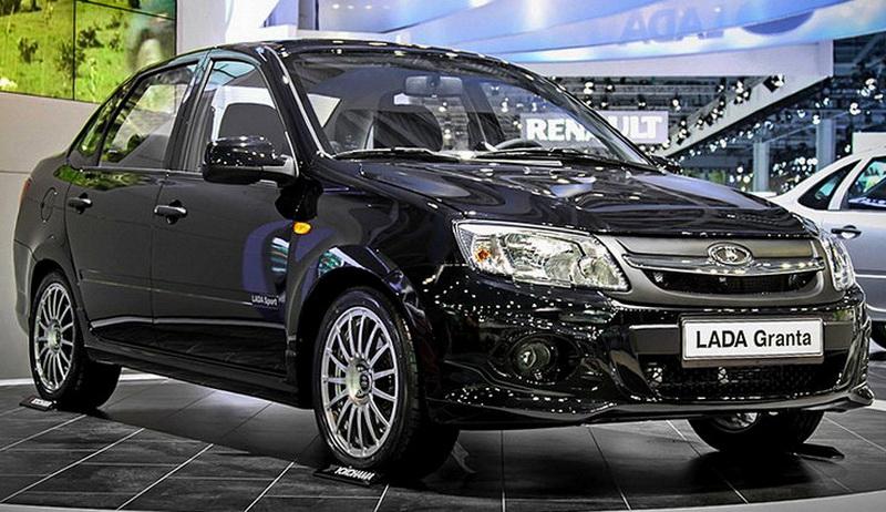 Все о новом автомобиле - Lada Granta